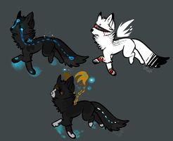 Wolf Adopts CLOSED by Skullz-adopts