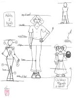 Draw Basic People part 1 by Diana-Huang