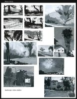 Landscape value studies by FUNKYMONKEY1945