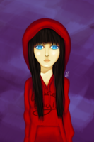 .:Gaia:. Profilist Kayley by The-Doodle-Master
