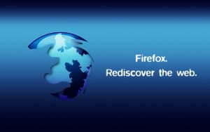 Firefox Blue by HATE-LOVE-FEAR-ANGER