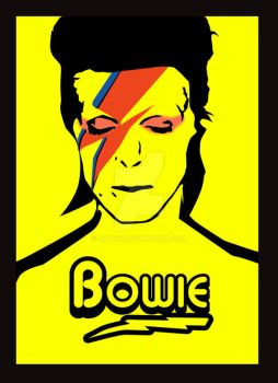 Bowie by satin1