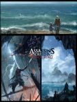 Assassin's Creed 4: Black Flag by ChaoyuanXu