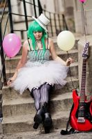 We will rock now.. by Winkie-Cosplay