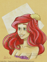 Recycled Ariel by Poppysleaf
