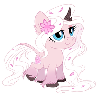 Weary Blossom by pepooni