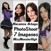 Macarena Achaga PhotoShoot by missmonsterhigh