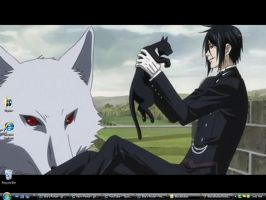 Black Butler Desktop 17 by naga07