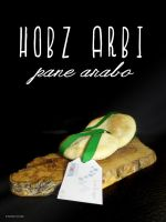 Hobz arbi - Arabic bread by kivrin82