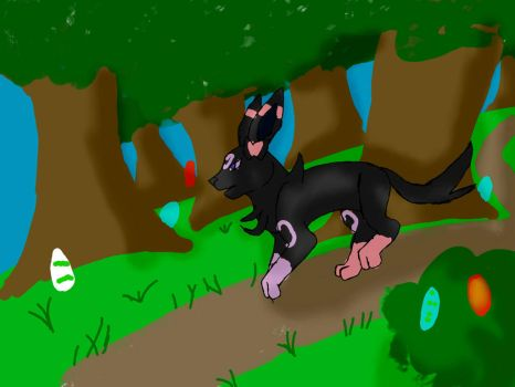 -PARPG- Egg Hunt! by ToriMorningstar