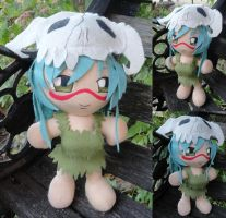 Commission, Mini Plushie Neliel tu Oderschvank by ThePlushieLady