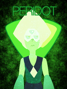 Peridot - Steven Universe by TheAwesomeGlaceon
