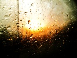 A Wet Sunset by donpatrick15