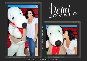 Demi Lovato | Photopack by damnVamp