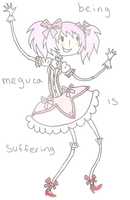Meguca Is Suffering by FeverishRainbow