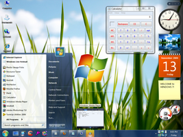 Windows 7 Ultimate by Vher528