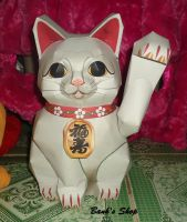 Lucky Cat! by pipubanh