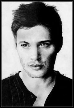 Jensen Ackles Joint Project by Sekhmets-child