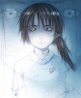 serial experiments lain by Murata