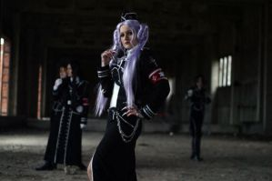 Trinity Blood by love-squad