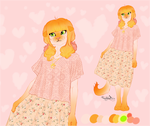 Cute cattish girl2 FOR SALE_CLOSED by mysteriousharu