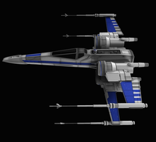 New X-Wing 03 by peterhirschberg