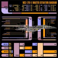 First Contact PADD Display by CmdrKerner
