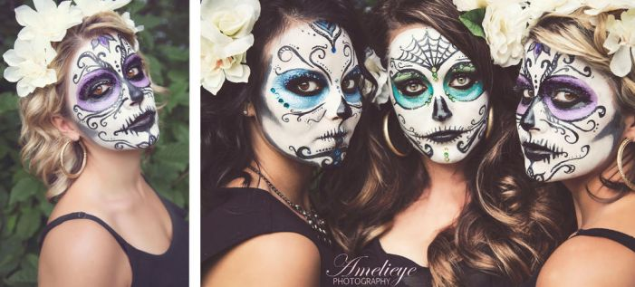 Day of the dead. by Ameliey