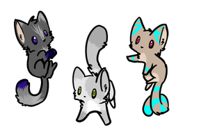 Cat Adopts 4 (CLOSED) by AdoptsByUs