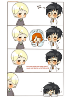 Drarry- Wooing Draco 1 by Cremebunny