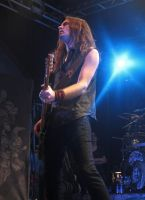 Amorphis, Nosturi 05 by Wolverica