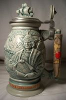 Beer Stein 3 by EverydayStock