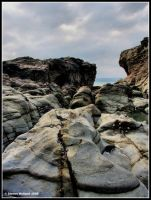 Godrevy Rocks by Kernow-Photography