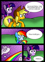My Little Dashie II: Page 109 by NeonCabaret