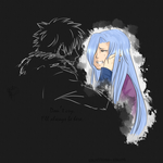 Don't Cry - Tobirama and Mariko by Equestrian-Equine