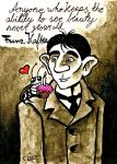 Happy birthday Franz Kafka by chricko