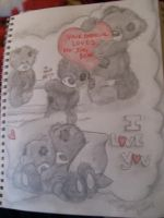 Bears. by xCaptainxNemox