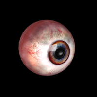 Alistair's Eye by Cei-Ellem