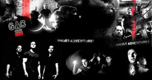 Ghost Adventures Wallpaper by Butterfly386