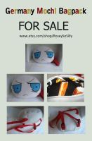 APH Germany Mochi Bagpack by rosey-so-silly