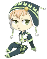 Transparent Noiz by SarahBearaBee