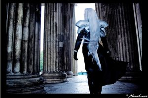 Sephiroth - I walk alone by NanjoKoji