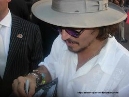 Johnny depp: Jack Sparrow by Missy-Sparrow