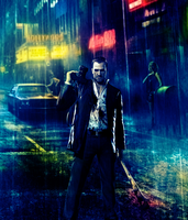 Midnight in a Rainy City 2 by The-Hench-Men