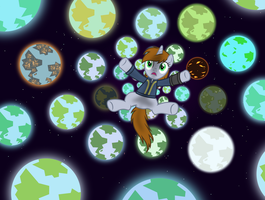 Fallout Equestria - Littlepip vs Multiverse by Magister39