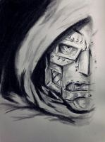 Doctor Doom by CpointSpoint