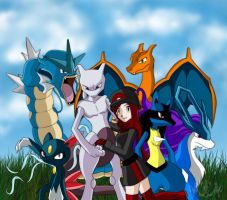 _.My Pokemon._ by Metros2soul