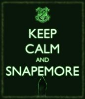 Keep Calm and Snapemore by giraluna7