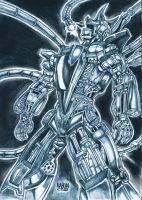 megatron redesign by rabun