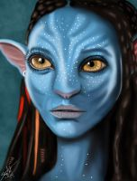 Avatar by SerggArt
